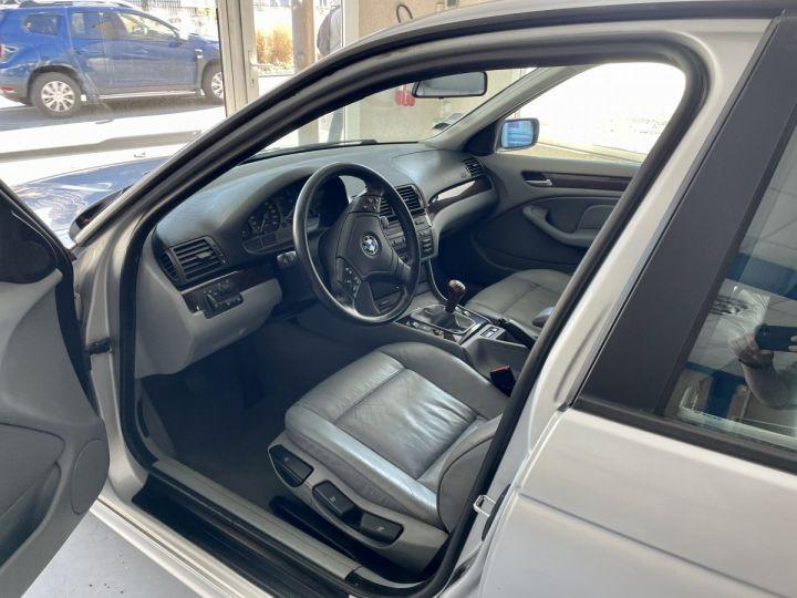 BMW Série 3 3 320 D 136cv Gris Clair - 4