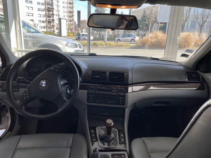 BMW Série 3 3 320 D 136cv Gris Clair - 10