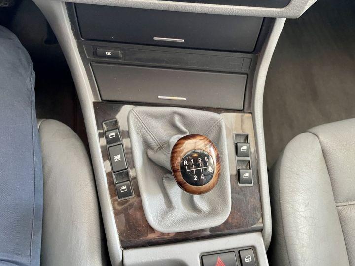 BMW Série 3 3 320 D 136cv Gris Clair - 12