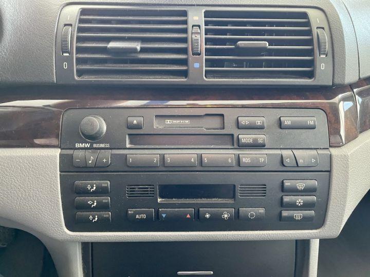 BMW Série 3 3 320 D 136cv Gris Clair - 11