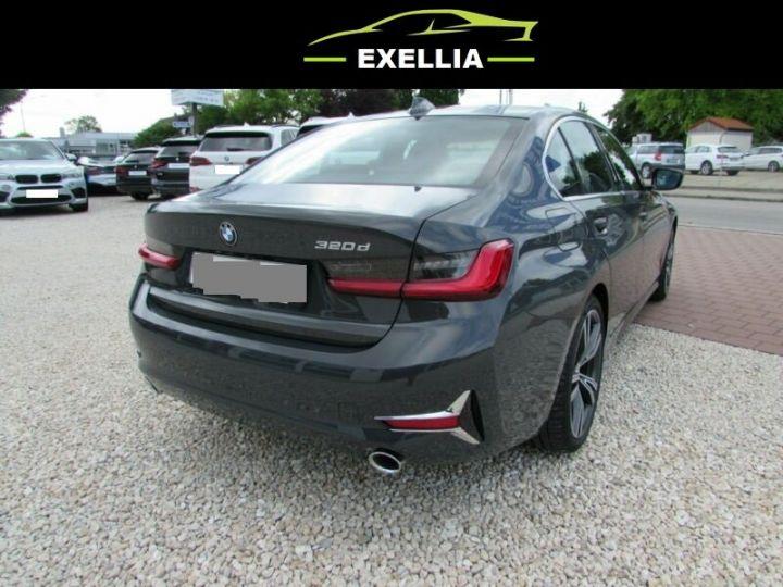 BMW Série 3 320D 190 AUTO PACK LUXURY GRIS DRAVIT Occasion - 15