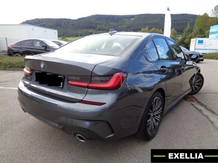BMW Série 3 320D 190 AUTO PACK M SPORT GRIS MINERAL Occasion - 3