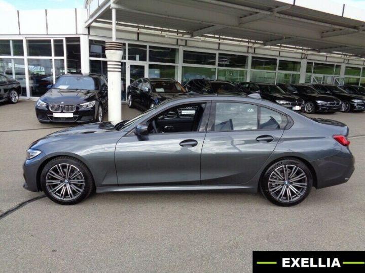 BMW Série 3 320D 190 AUTO PACK M SPORT GRIS MINERAL Occasion - 4