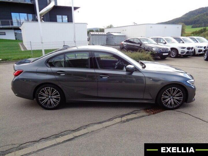 BMW Série 3 320D 190 AUTO PACK M SPORT GRIS MINERAL Occasion - 5