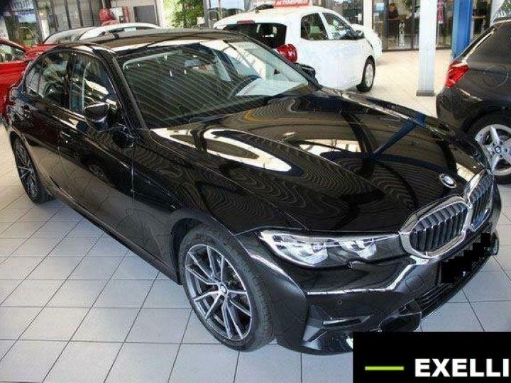 BMW Série 3 320D 190 AUTO SPORT  NOIR Occasion - 1