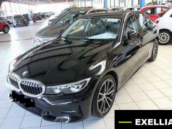 BMW Série 3 320D 190 AUTO SPORT  NOIR Occasion - 9