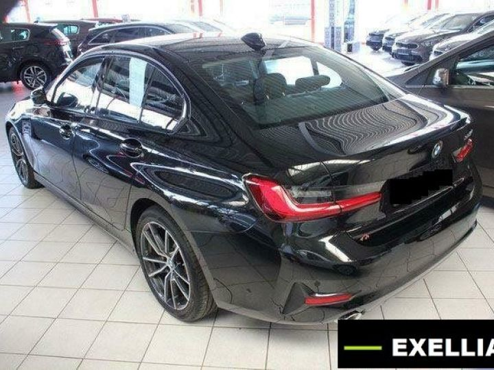 BMW Série 3 320D 190 AUTO SPORT  NOIR Occasion - 10