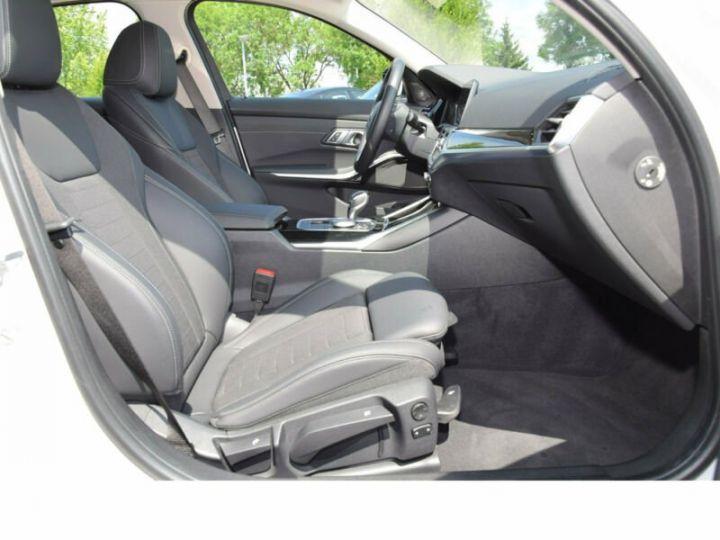 BMW Série 3 320D 190 EDITION SPORT BVA BLANC Occasion - 3