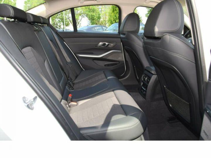 BMW Série 3 320D 190 EDITION SPORT BVA BLANC Occasion - 4
