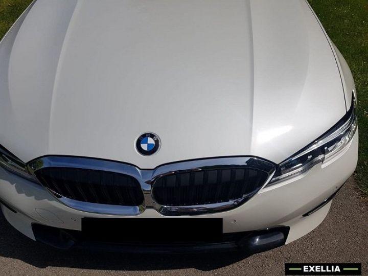 BMW Série 3 320d SportLine  BLANC PEINTURE METALISE  Occasion - 3