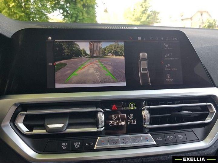 BMW Série 3 320d SportLine  BLANC PEINTURE METALISE  Occasion - 5