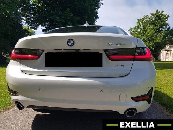 BMW Série 3 320d SportLine  BLANC PEINTURE METALISE  Occasion - 7