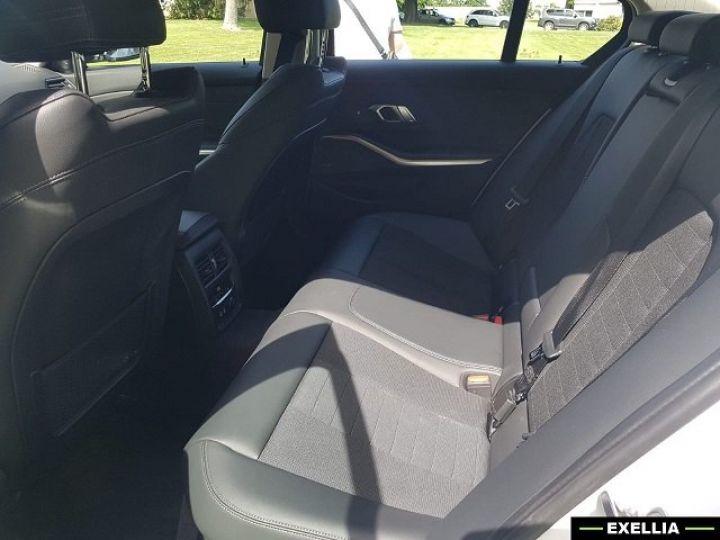BMW Série 3 320d SportLine  BLANC PEINTURE METALISE  Occasion - 11