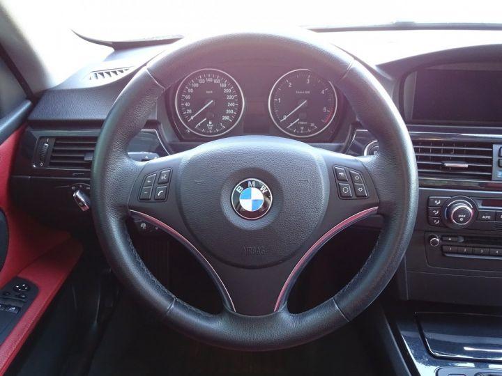 BMW Série 3 325 DA COUPE LUXE 3.0 6 CYL 197 CH - MONACO Black Sapphire Metal - 11