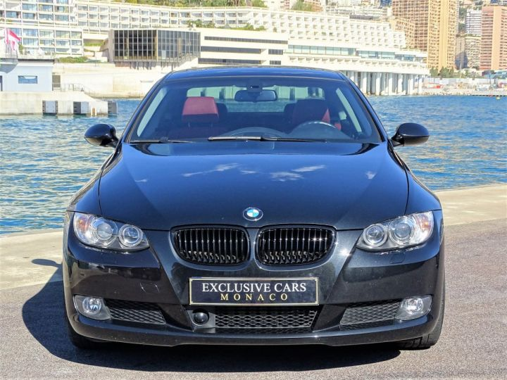 BMW Série 3 325 DA COUPE LUXE 3.0 6 CYL 197 CH - MONACO Black Sapphire Metal - 14