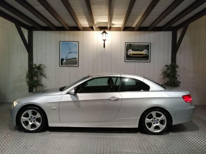 BMW Série 3 325 IA 218 CV CABRIOLET LUXE BVA Gris - 1