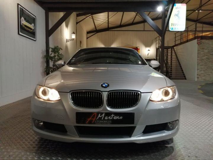 BMW Série 3 325 IA 218 CV CABRIOLET LUXE BVA Gris - 3