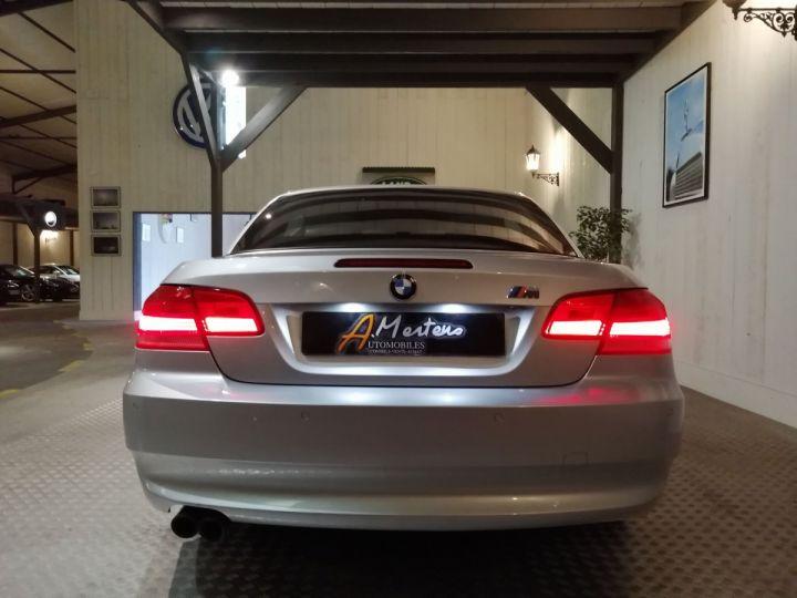 BMW Série 3 325 IA 218 CV CABRIOLET LUXE BVA Gris - 4