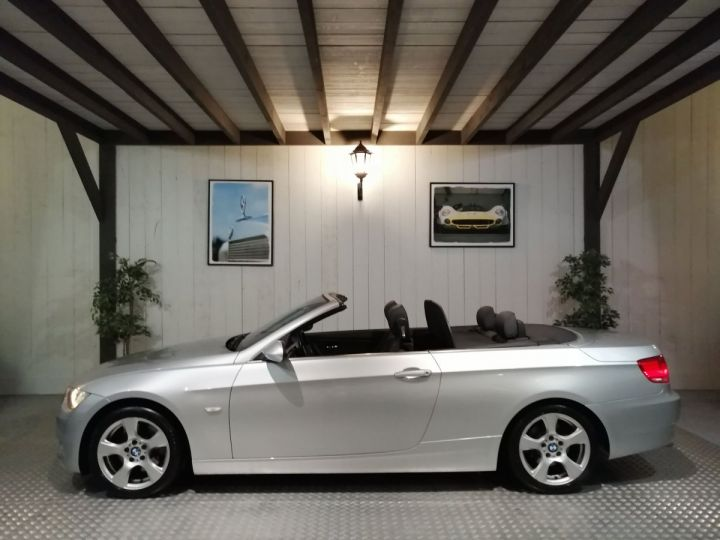 BMW Série 3 325 IA 218 CV CABRIOLET LUXE BVA Gris - 5