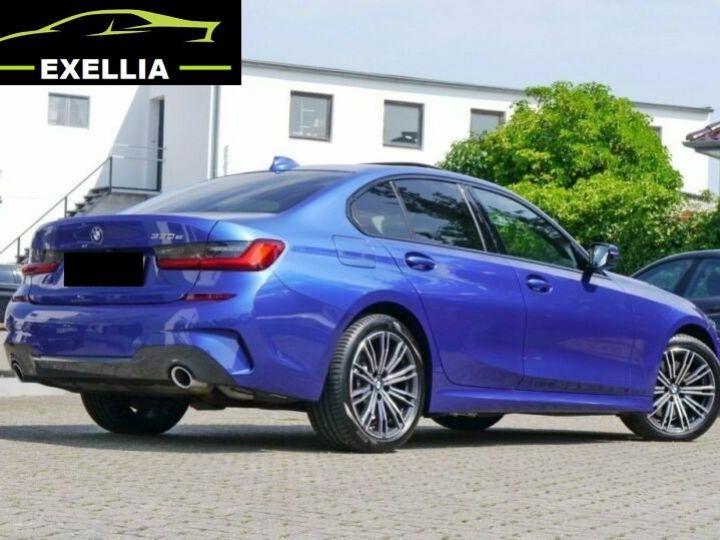 BMW Série 3 330 e M Sport  BLEU PEINTURE METALISE Occasion - 2