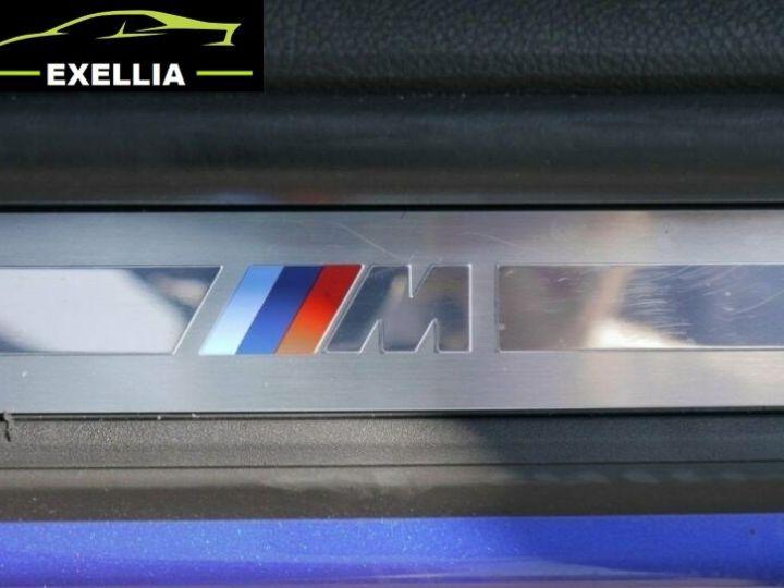 BMW Série 3 330 e M Sport  BLEU PEINTURE METALISE Occasion - 4