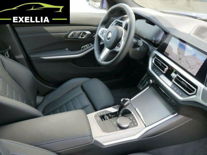 BMW Série 3 330 e M Sport  BLEU PEINTURE METALISE Occasion - 5