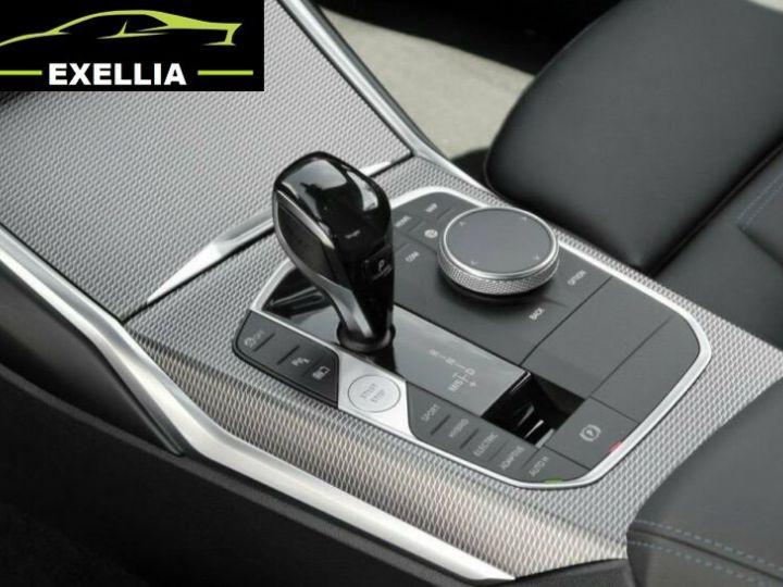 BMW Série 3 330 e M Sport  BLEU PEINTURE METALISE Occasion - 9