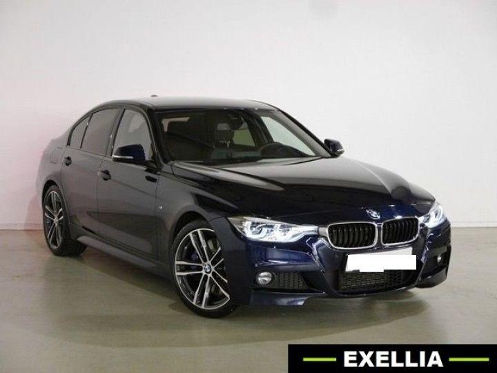 BMW Série 3 330D  SPORTPACKET M BVA BLEU Occasion - 1