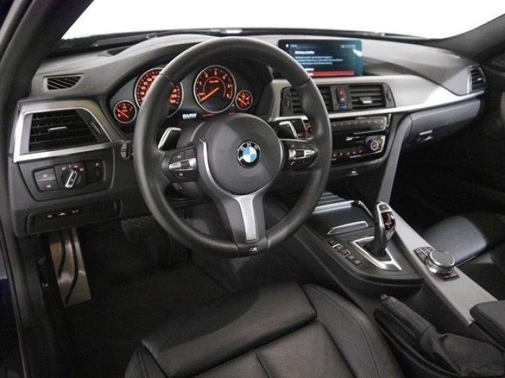 BMW Série 3 330D  SPORTPACKET M BVA BLEU Occasion - 4