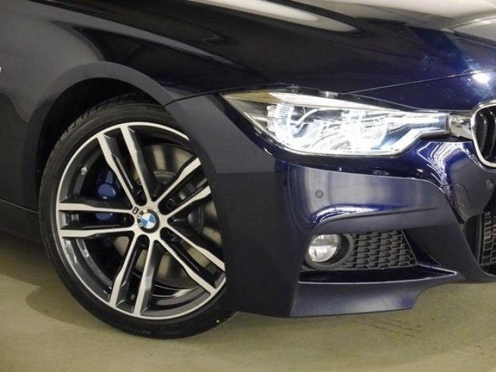 BMW Série 3 330D  SPORTPACKET M BVA BLEU Occasion - 8