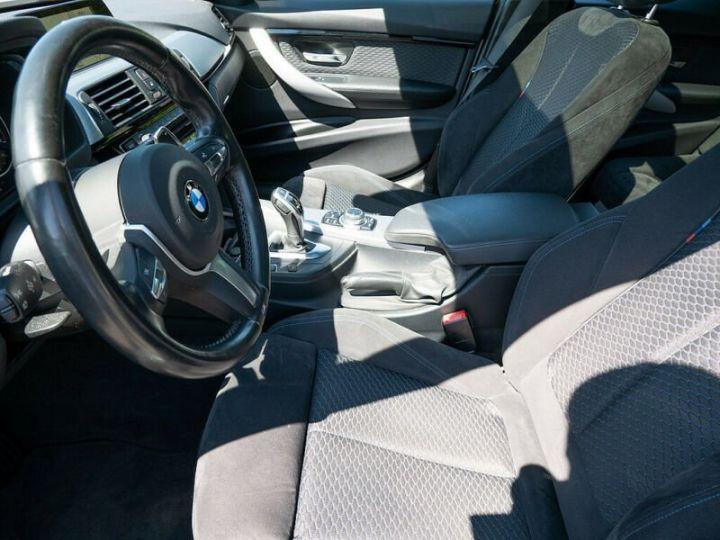 BMW Série 3 330d XDRIVE PACK M  blanc - 4