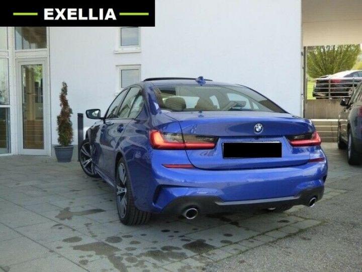 BMW Série 3 330DA PACK AERO M BVA  BLEU  Occasion - 5