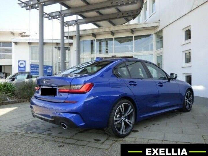 BMW Série 3 330DA PACK AERO M BVA  BLEU  Occasion - 8