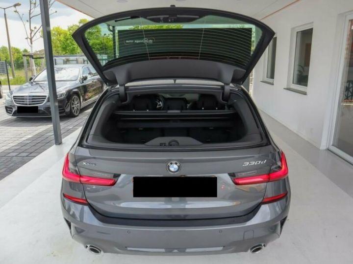 BMW Série 3 330DA XDRIVE PACK SPORT M 265CV TOURNIG  GRIS Occasion - 5