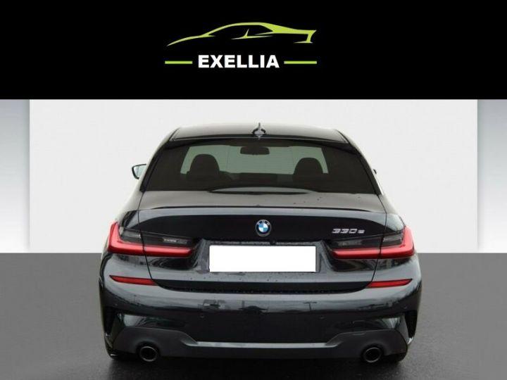 BMW Série 3 330e HYBRID PACK SPORT M BLACK ONE  noir Occasion - 3