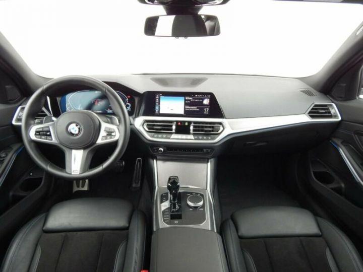 BMW Série 3 330e HYBRID PACK SPORT M BLACK ONE  noir Occasion - 6
