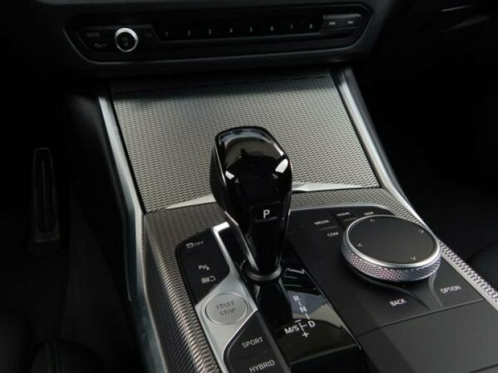 BMW Série 3 330e HYBRID PACK SPORT M BLACK ONE  noir Occasion - 8