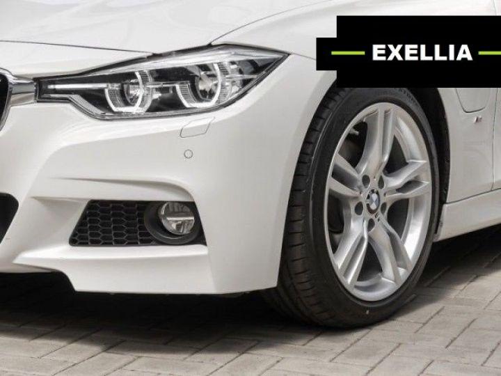 BMW Série 3 330e IPERFORMANCE SPORTPACKET M BVA blanc Occasion - 1