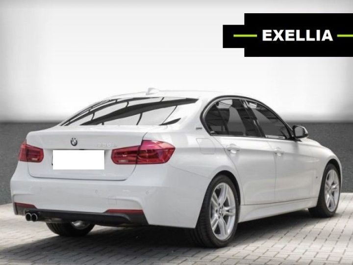 BMW Série 3 330e IPERFORMANCE SPORTPACKET M BVA blanc Occasion - 2