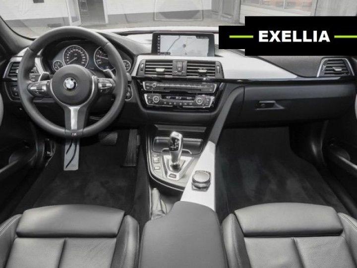 BMW Série 3 330e IPERFORMANCE SPORTPACKET M BVA blanc Occasion - 4