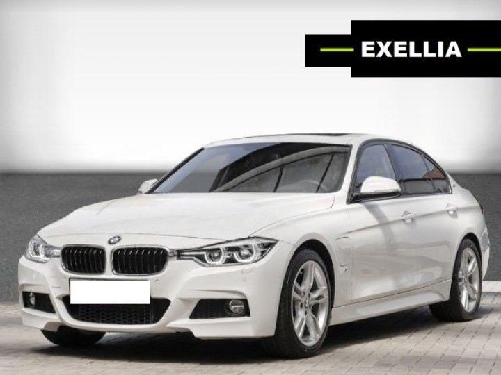 BMW Série 3 330e IPERFORMANCE SPORTPACKET M BVA blanc Occasion - 10