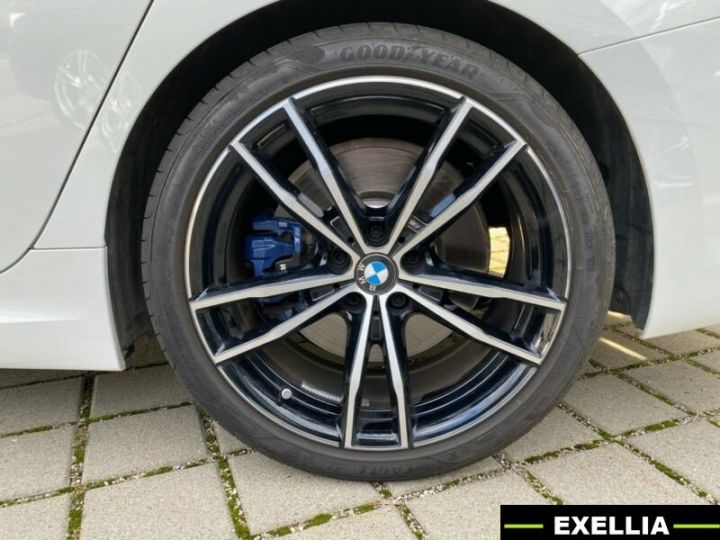 BMW Série 3 330IA 258 M SPORT BLANC Occasion - 3