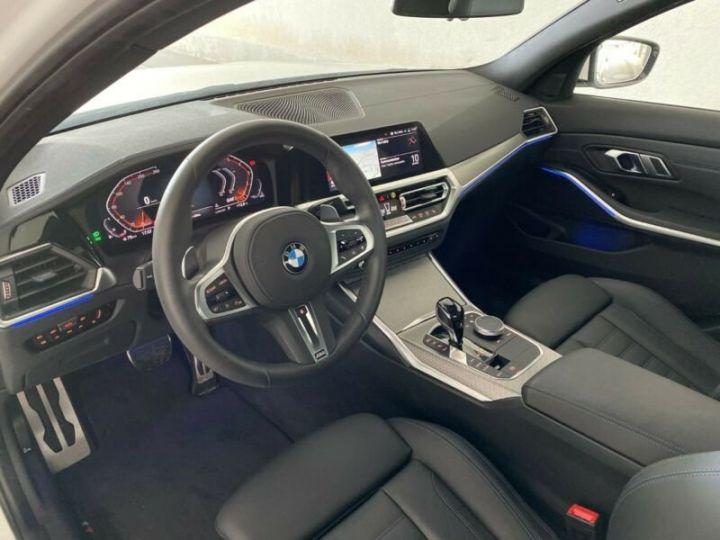 BMW Série 3 330IA 258 M SPORT BLANC Occasion - 4