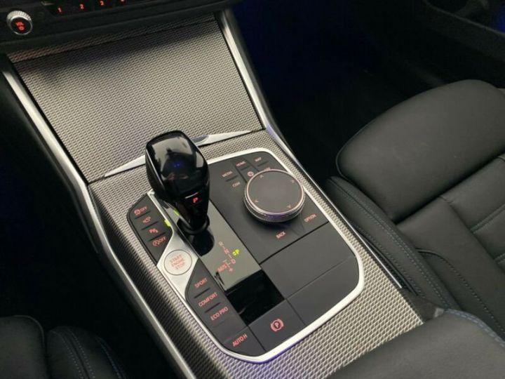 BMW Série 3 330IA 258 M SPORT BLANC Occasion - 16