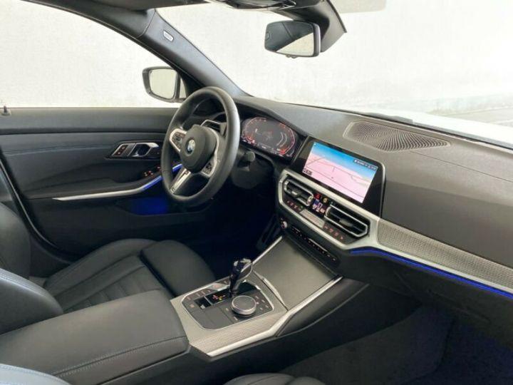 BMW Série 3 330IA 258 M SPORT BLANC Occasion - 18