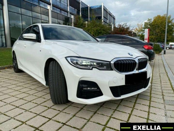 BMW Série 3 330IA 258 M SPORT BLANC Occasion - 19