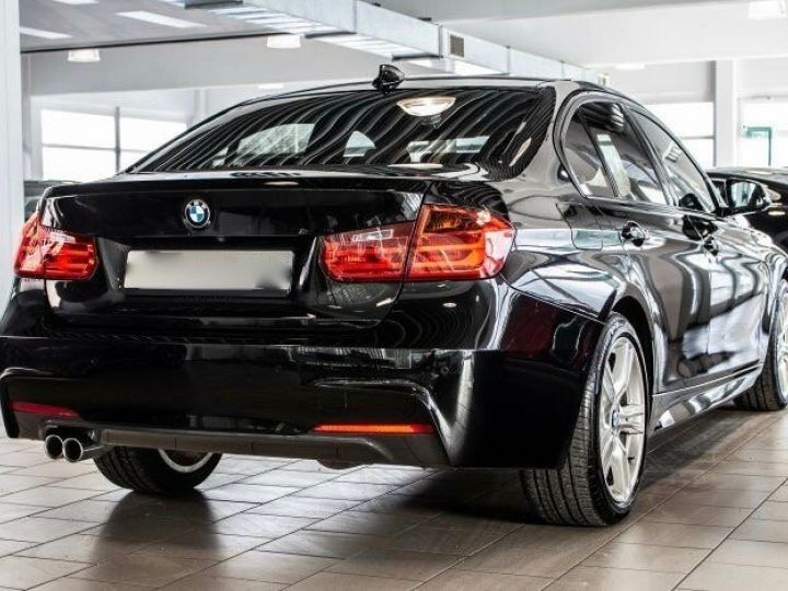 BMW Série 3 335D XDRIVE 313 M SPORT Noir métallisé - 4