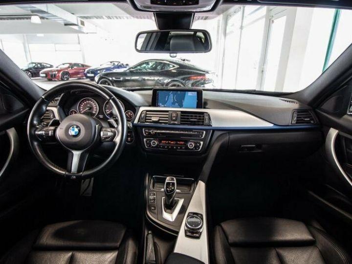 BMW Série 3 335D XDRIVE 313 M SPORT Noir métallisé - 7