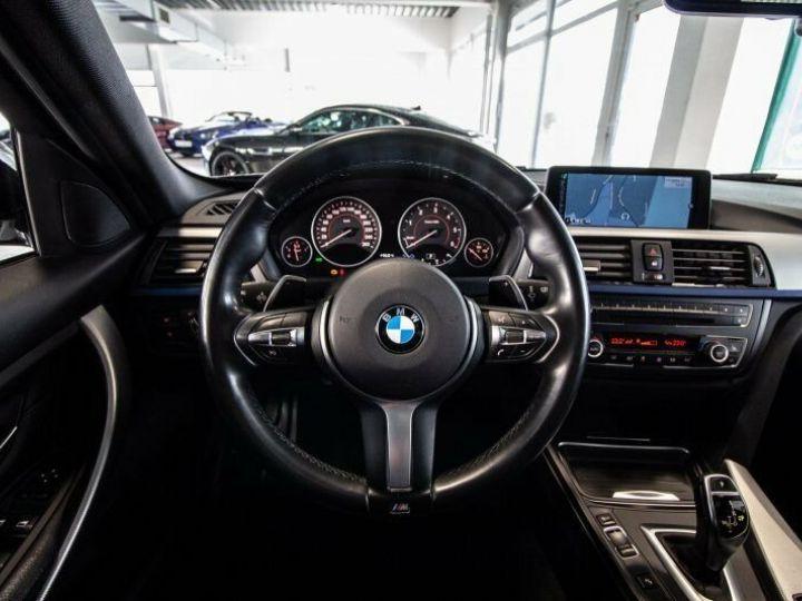 BMW Série 3 335D XDRIVE 313 M SPORT Noir métallisé - 8