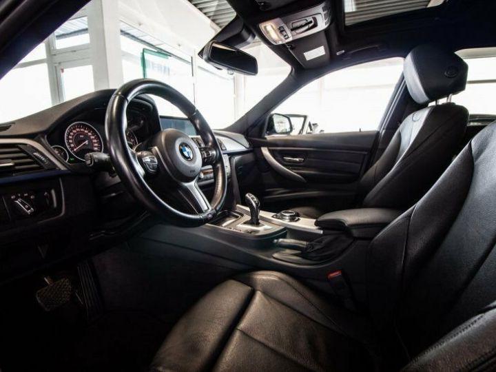 BMW Série 3 335D XDRIVE 313 M SPORT Noir métallisé - 10